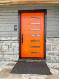 Best 20+ Orange door ideas on Pinterest   Orange front ...