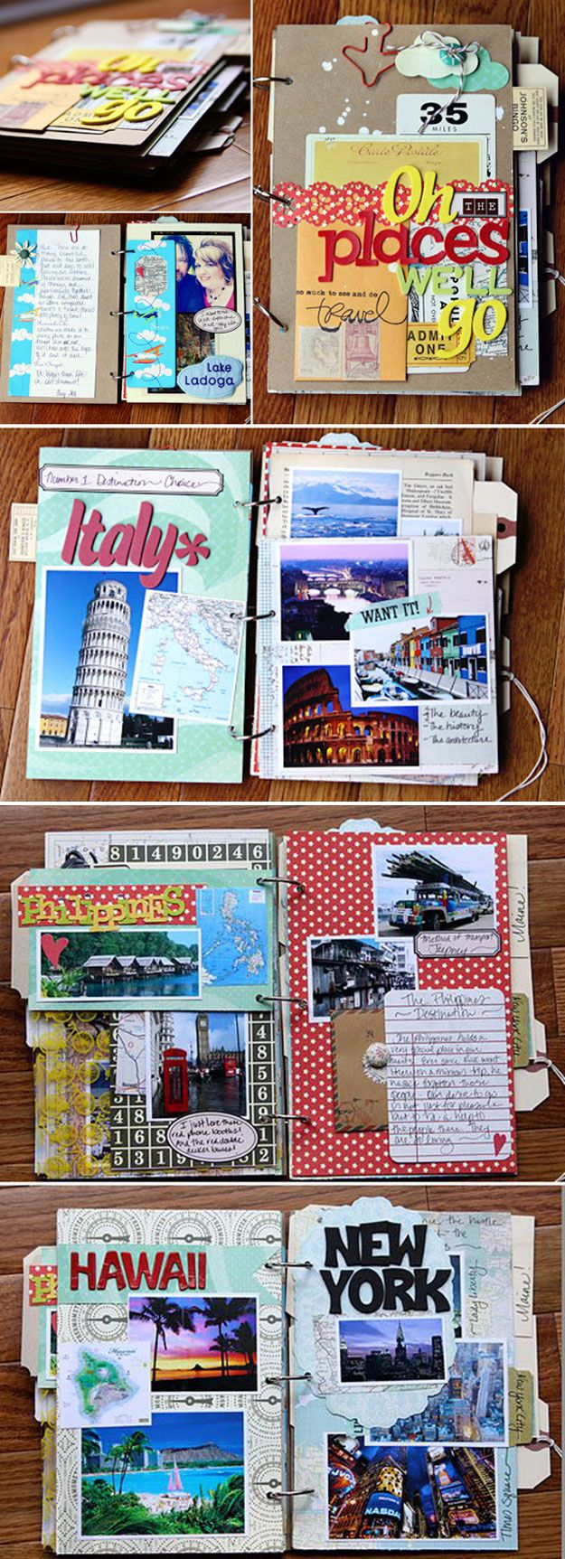 10 best ideas about scrapbook travel album on pinterest travel journal scrapbook scrap books and travel photo album