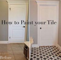 Best 20+ Paint Ceramic Tiles ideas on Pinterest | Painting ...