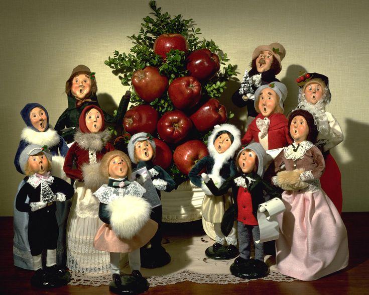 christmas carolers decorations hellobillybullock - christmas carolers decorations