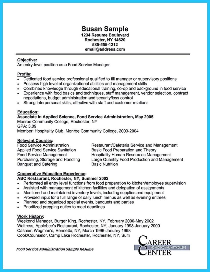 food service job description resume templatebillybullock food service job description resume