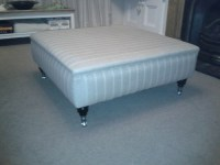 17 Best ideas about Large Footstools on Pinterest ...