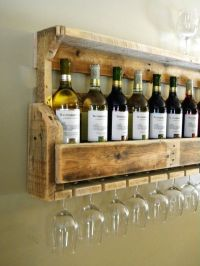 Other Uses For Wine Racks - WoodWorking Projects & Plans