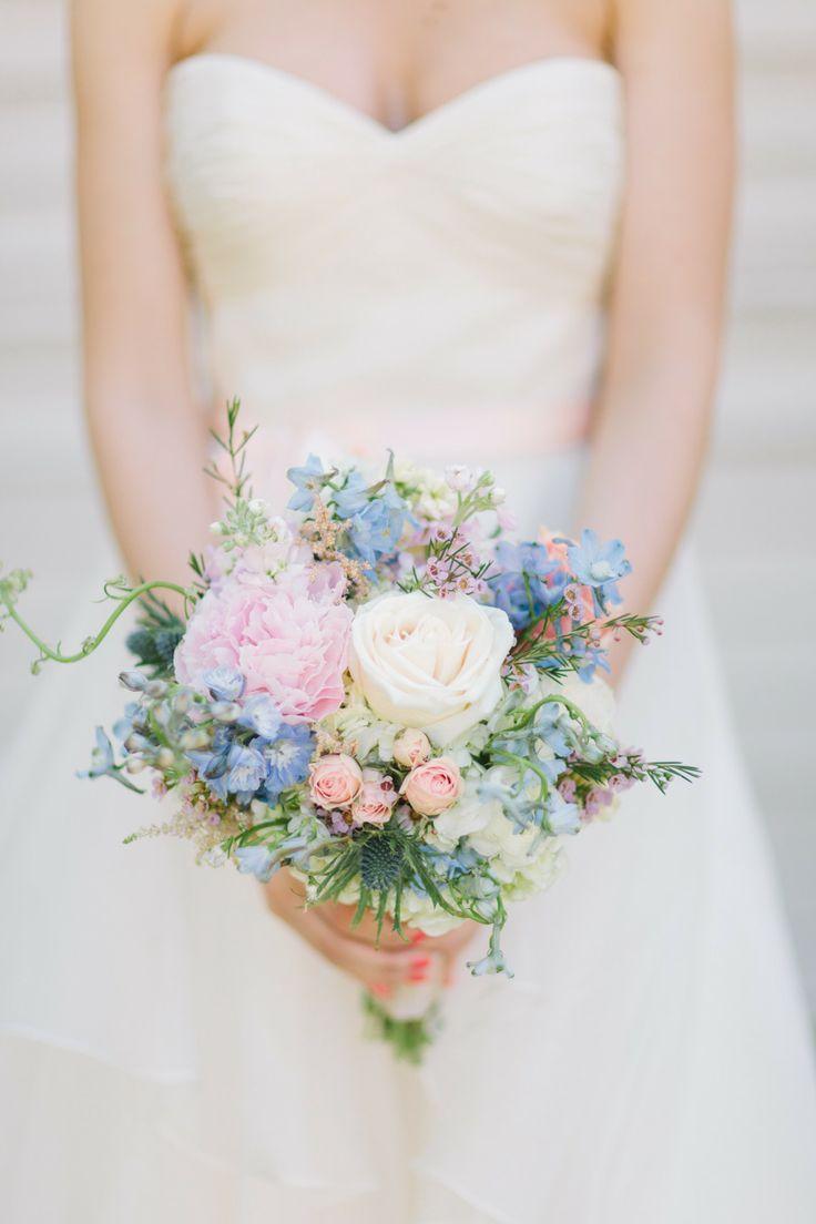 wedding bouquets wedding bouquet Spring Wedding Bouquets Pastel bridal Bouquet