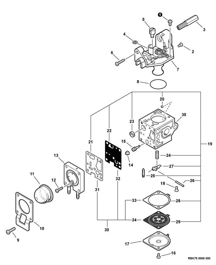 push mower spark plug wire diagram of