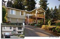 Split-Level Homes Before and After   split level ...