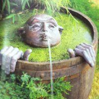 Dennis Fairweather's 'Gargoyle with Hands' - I think this ...