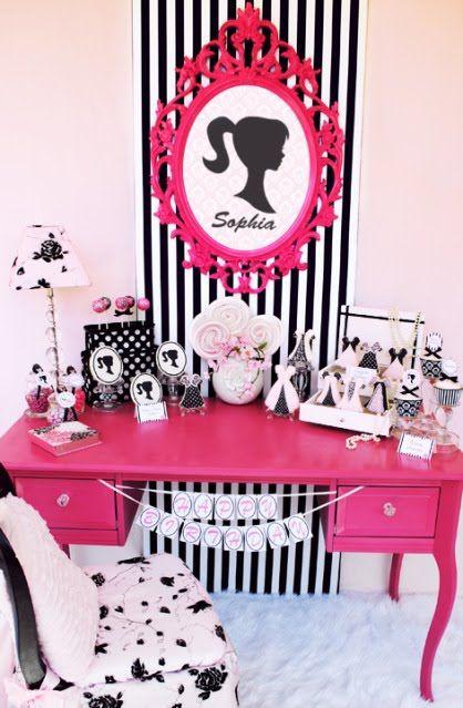 17 Best ideas about Barbie Room on Pinterest