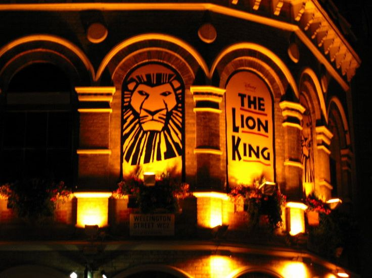 the lion king musical london discount
