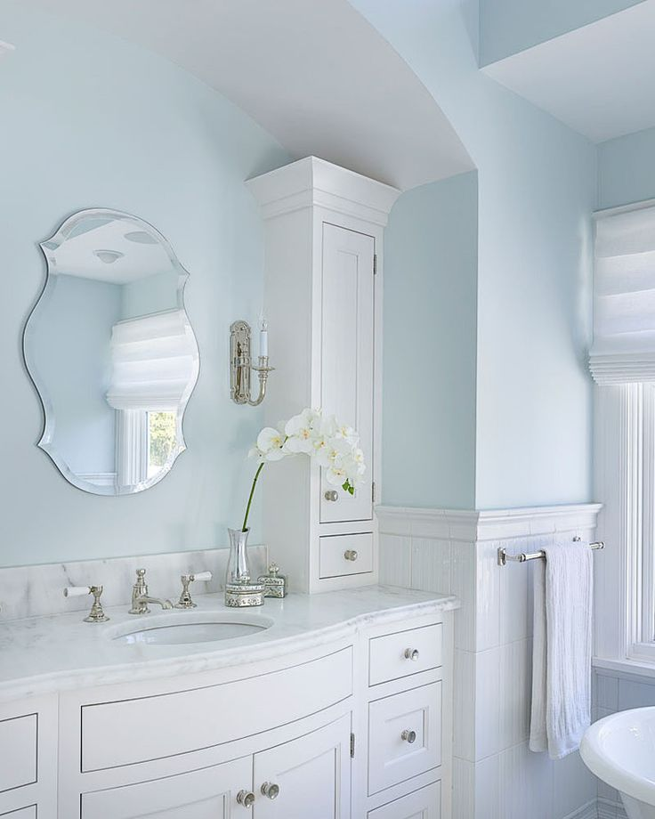 Pale Blue Bathroom Ideas Best 20+ Light Blue Bathrooms Ideas On Pinterest