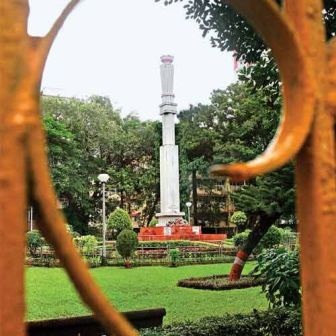 August Kranti Maidan finds no takers for conservation and upkeep of the historical icon of the freedom struggle - Mumbai - DNA