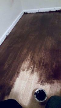 Gel Stain for Laminate floors Diy stain laminate floors ...