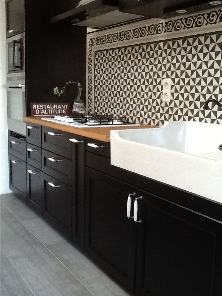 Cuisine Vintage 17 Best Ideas About Black White Kitchens On Pinterest