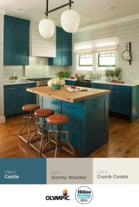 Best 20+ Teal kitchen cabinets ideas on Pinterest