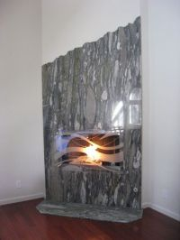 17 Best images about Indoor Waterfall Fireplace on ...