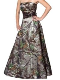 1000+ ideas about Camo Prom Dresses on Pinterest