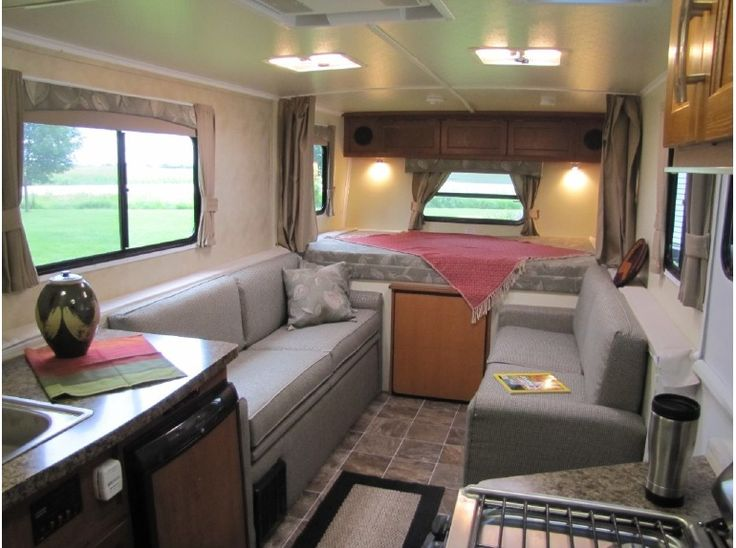 Sofa Setup Ideas 2013 Trailmanor 3124kb $31000 | Rv's | Pinterest | Search