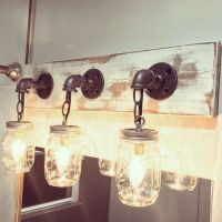 25+ best ideas about Mason Jar Lighting on Pinterest ...