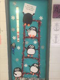 25+ best ideas about Christmas Classroom Door on Pinterest