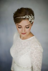 Best 25+ Wedding Headband ideas only on Pinterest ...