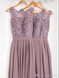 The 25+ best ideas about Mauve Bridesmaid Dresses on ...