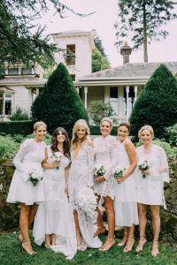 Best 25+ White bridesmaid dresses ideas on Pinterest