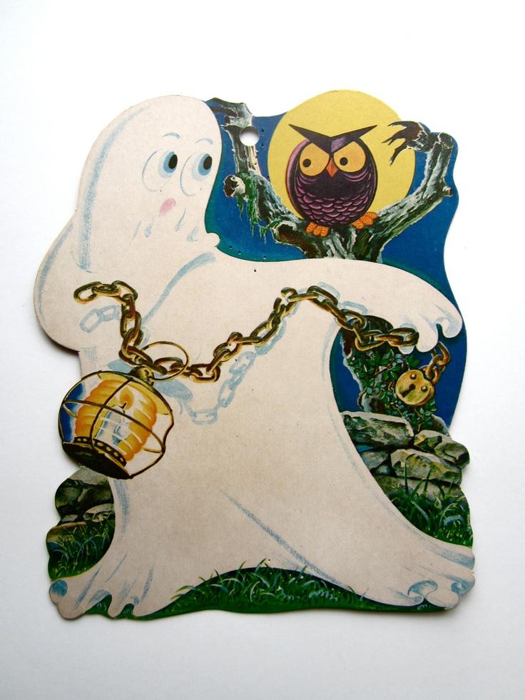 17 Best images about Retro Halloween Decor on Pinterest