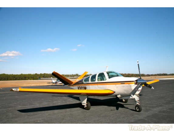 Trade A Plane Airplanes For Sale Beechcraft V35b Bonanza Series Http://www.trade-a-plane
