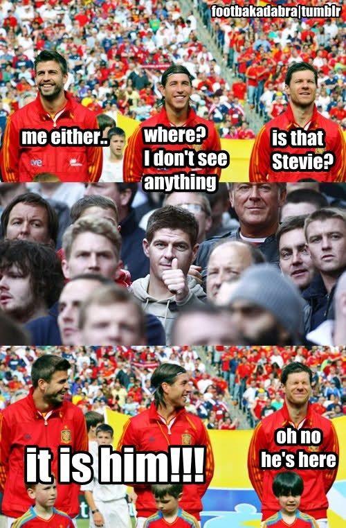 Steven Gerrard Quotes Wallpaper Haha Steven Gerrard And Xabi Alonso On Pinterest