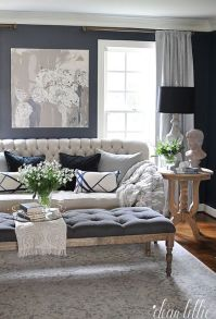 Best 25+ Tufted couch ideas on Pinterest | Living room ...