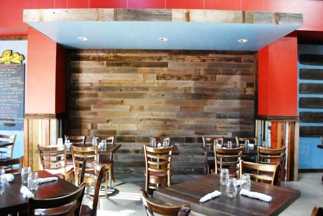 17 Best images about modern rustic restaurant decor on