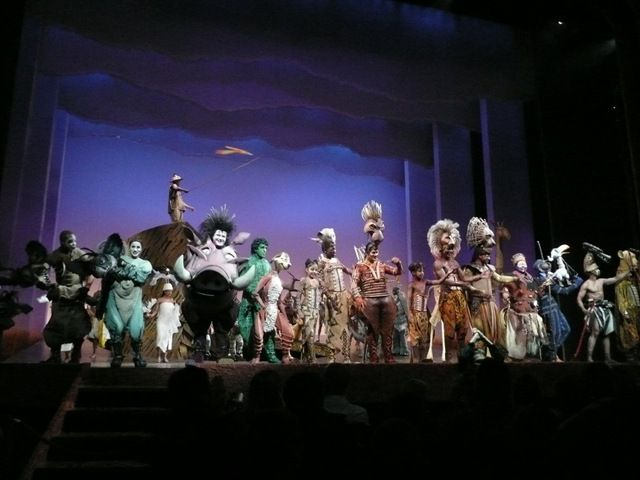 cheap tickets to see the lion king london