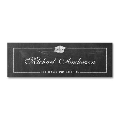graduation announcement inserts