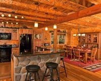 Rustic Log Cabin Interior Design   Beautiful Log Cabin ...