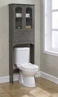 1000+ ideas about Over Toilet Storage on Pinterest ...