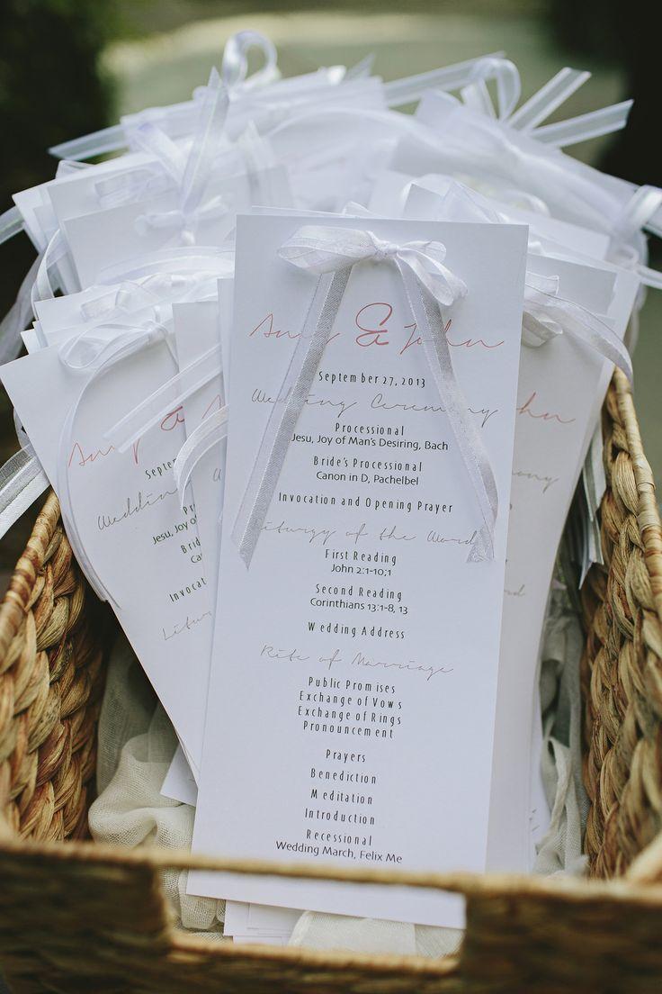Wedding Gift Bag Wording : ... Programs Fun Wedding Programs And Wording For Wedding Invitations