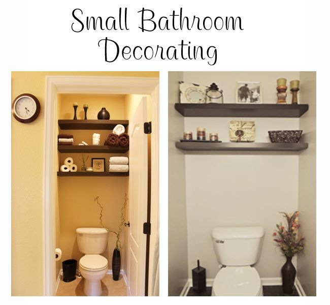 Design Ideas For Small Bathroom - decorating ideas for small bathrooms