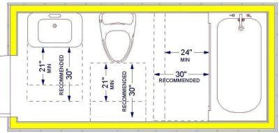 9x6 bathroom layout - Google Search | Home Repair Ideas ...