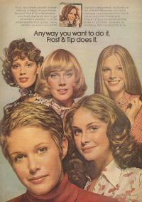 Lady Clairol 1972 Gallery