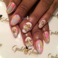 25+ best Sweet 16 Nails ideas on Pinterest | Black nail ...
