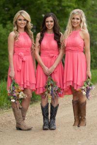 25+ Best Ideas about Short Bridesmaid Dresses on Pinterest ...