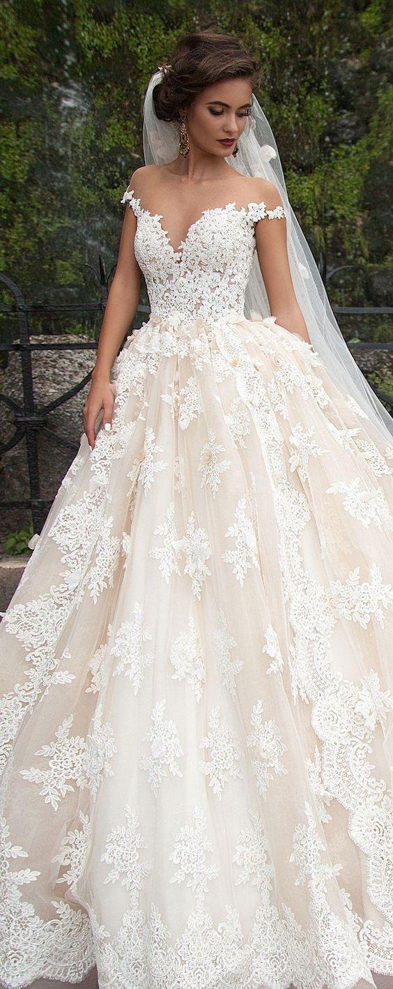 pretty wedding dresses dress for a wedding Wedding Dress Inspiration