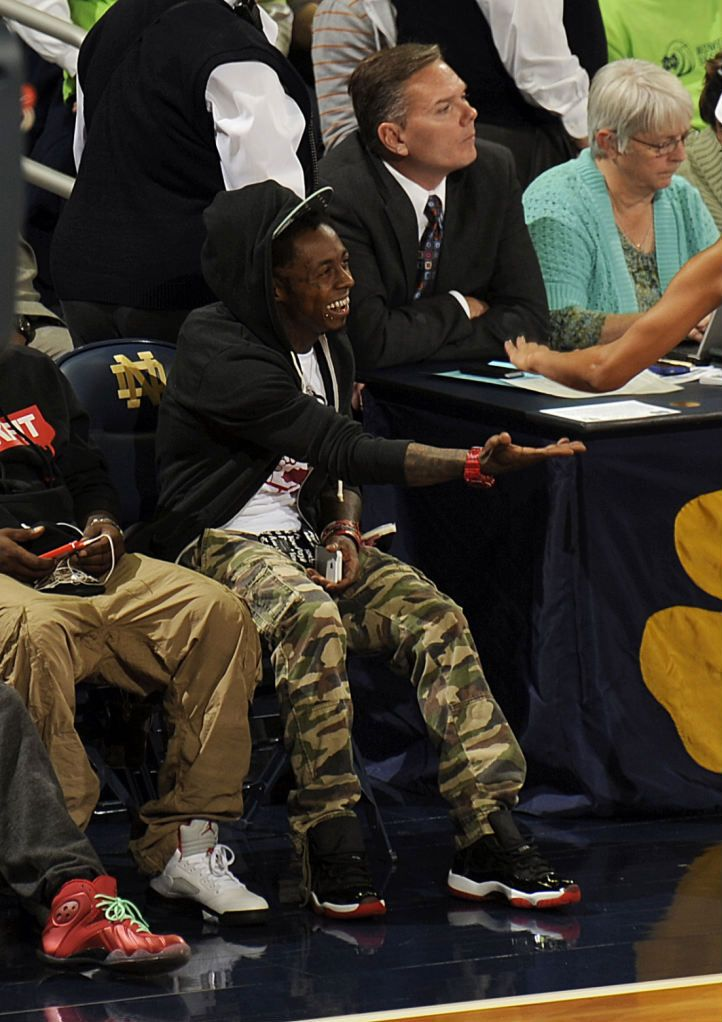 Da Baby Up The Street Lil Wayne Wearing Jordans Google Search Wagg