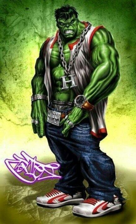 Wallpapers Of Christian Quotes Hulk Gangsta Gangster Hulk Marvel Comics Pinterest
