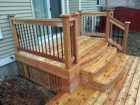 Best 25+ Small decks ideas on Pinterest | Simple deck ...