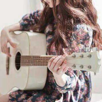 Stylish Girl With Guitar Wallpapers 66 Best Images About Dpz Stylish On Pinterest My Love