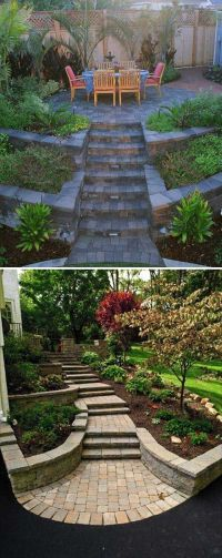 25+ best ideas about Landscaping a hill on Pinterest ...