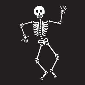 Cute Animated Wallpapers For Cell Phones Skeletons Dancing And Black Backgrounds On Pinterest