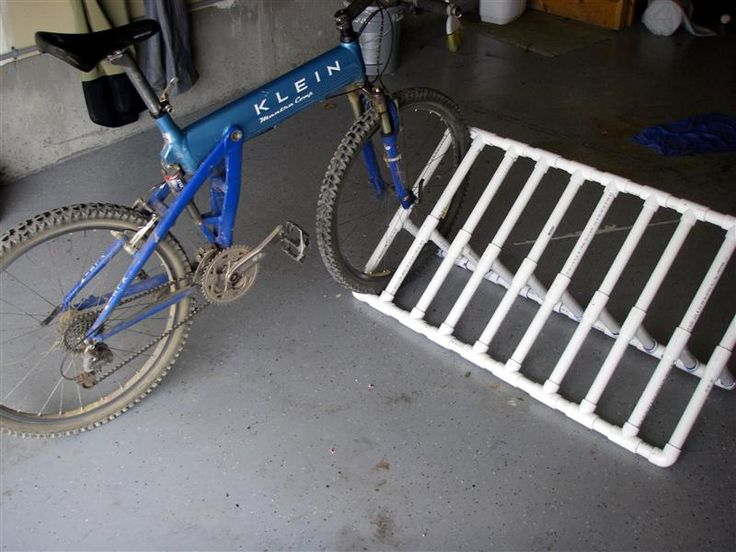 1000 Images About Diy Bike Rack On Pinterest Bicycle