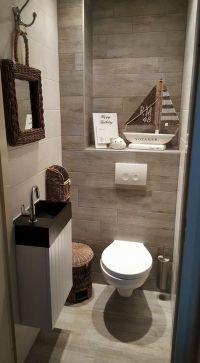 Best 25+ Small toilet room ideas on Pinterest   Small ...